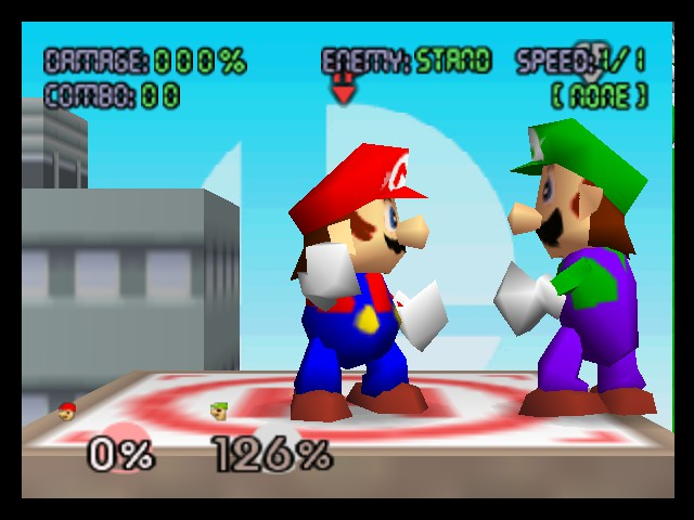 Super Smash Bros. - Battle  - dancing tournament - User Screenshot