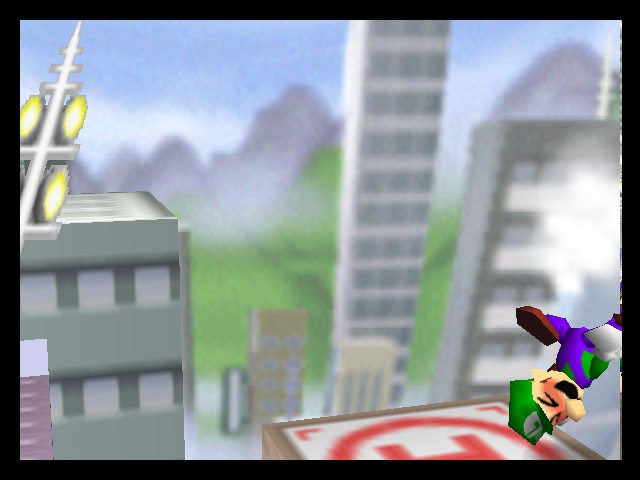Super Smash Bros. - Battle  - I bang my head on the ground - User Screenshot