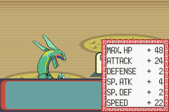 Pokemon Emerald - Battle  - GF - User Screenshot