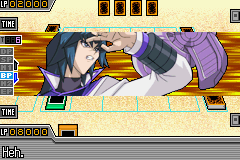 Yu-Gi-Oh! GX - Duel Academy - Battle  - I think I was really lucky to beat him easily - User Screenshot