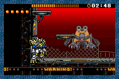 Digimon - Battle Spirit - I hate this boss. - User Screenshot