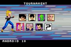 Dragon Ball Z - Taiketsu -  - User Screenshot