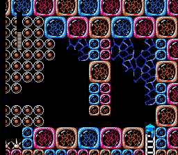 Mega Man 3 - Megaman lost his head - User Screenshot