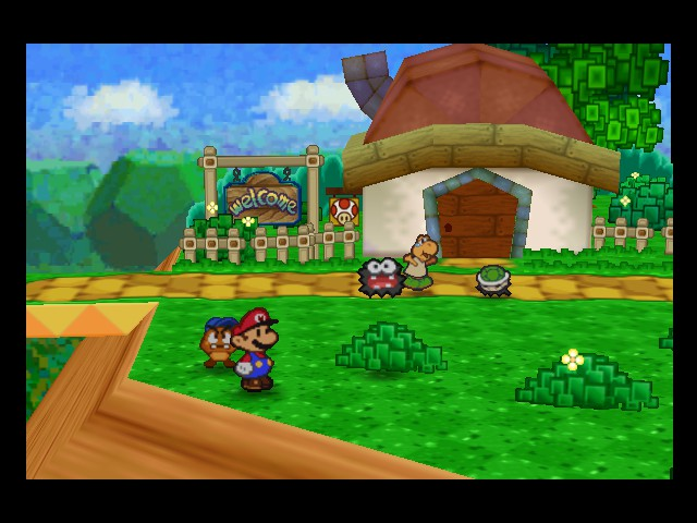 Paper Mario -  - User Screenshot