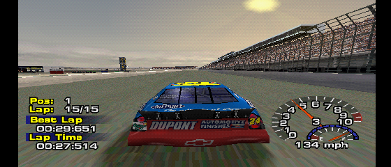 NASCAR Thunder 2002 - Screenshot 28