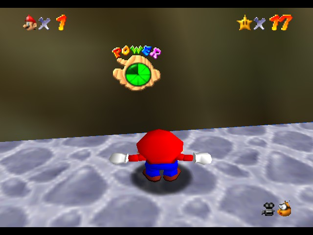 Super Mario 64 - Fatty - User Screenshot