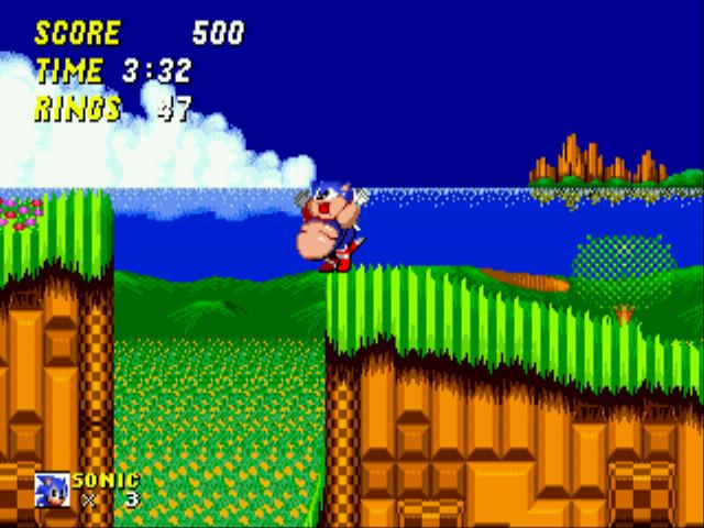 Sonic 2XL
