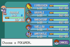 Pokemon Old White -  - User Screenshot