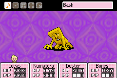 Mother 3 (english translation) - Battle  - SO SAD - User Screenshot