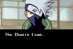 Naruto - Ninja Council 2 - Cut-Scene  - He speaks! - User Screenshot