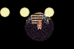 Tales of Phantasia - Location  - This is where the game crashes. - User Screenshot