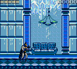 The Adventures of Batman & Robin - Level Select  -  level 2 - User Screenshot