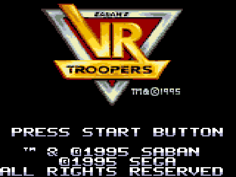 VR Troopers - Introduction  -  introduction - User Screenshot