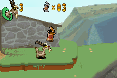 Home on the Range - Misc  - collect all the tins in scarecrow hill level - User Screenshot
