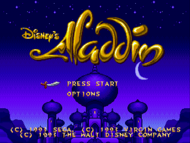 Aladdin - Introduction  -  introduction - User Screenshot
