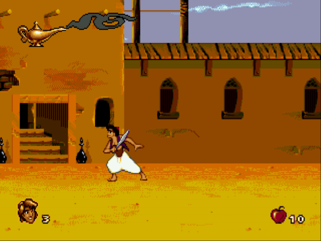 Aladdin - Location  -  agrabah market - User Screenshot