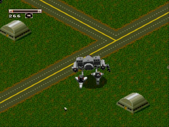 Battletech (GEN) Game - Sega Genesis Battletech (GEN)