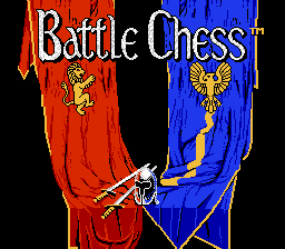 Battle Chess - Introduction  -  introduction - User Screenshot