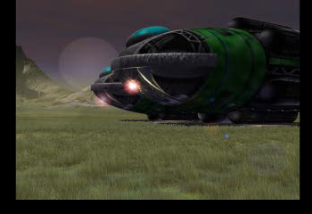 Warzone 2100 - Cut-Scene  -  cut-scene - User Screenshot