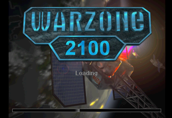 Warzone 2100 - Misc  -  loading screenshot - User Screenshot