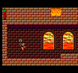 Rastan - Location  -  inside the castle - User Screenshot