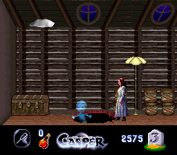 Casper - Location  -  going underground - User Screenshot