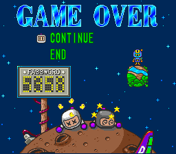 Super Bomberman 3 - Ending  -  ending - User Screenshot