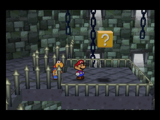 Paper Mario - Hm..this looks promising. :3 - User Screenshot