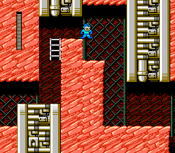 Mega Man Ultra - i`m da king of dis, place thingy! - User Screenshot
