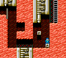 Mega Man Ultra - is that a grey, you know what? - User Screenshot
