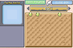 Pokemon Ash Gray (beta 2.5z) - NOT THE EGGS! - User Screenshot