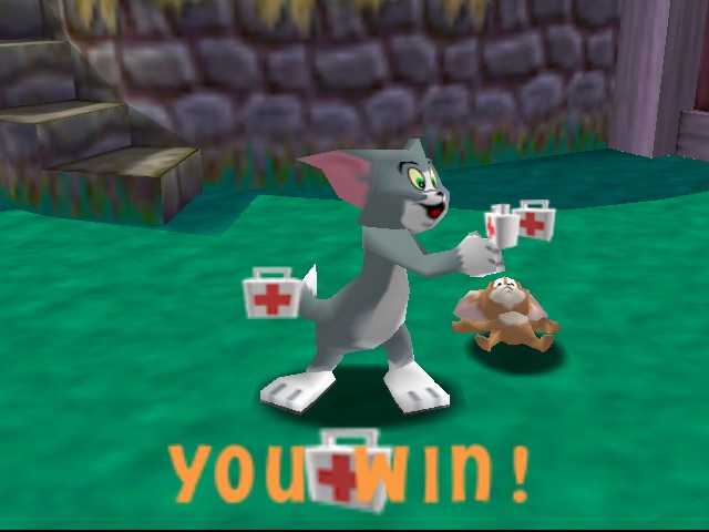 Tom and Jerry in Fists of Furry - mine! - User Screenshot
