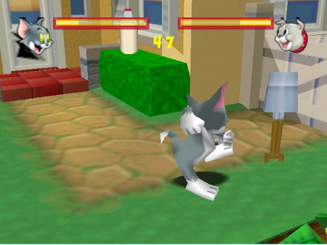 Tom and Jerry in Fists of Furry - twisster - User Screenshot