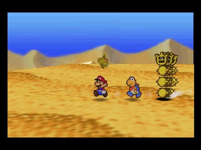 Paper Mario - Location  - Im popular =3 - User Screenshot