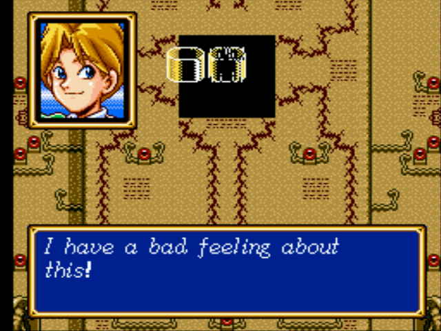 Shining Force II - Cut-Scene  - OMG He speak