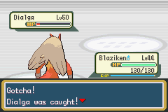 Pokemon - Yet Another Fire Red Hack - boo yea - User Screenshot