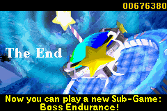 Kirby - Nightmare in Dream Land - Ending  - I finished in 2.8 days O_o - User Screenshot