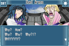 Yu-Gi-Oh! GX - Duel Academy - What can I say? I