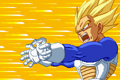 Dragon Ball Z - Supersonic Warriors - PUPPET SHOW - User Screenshot