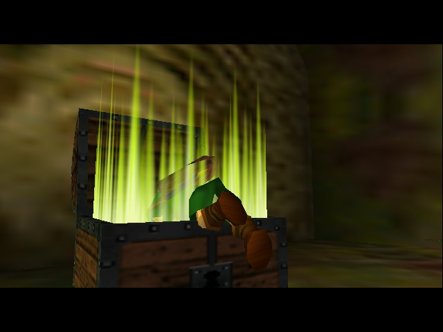 The Legend of Zelda - Ocarina of Time - Cut-Scene  - yeahh - User Screenshot