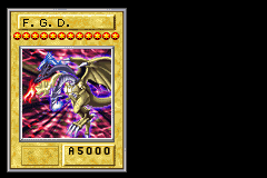 Yu-Gi-Oh! - The Sacred Cards - F.G.D. 2nd time summoned - User Screenshot