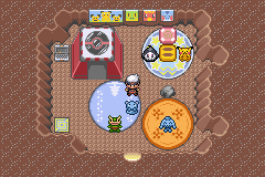 Pokemon Frosty - Location My Secret Base - Pimp my secret base. - User Screenshot