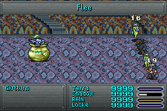 Final Fantasy VI Advance - survied the most dangerous glutturn ^_^ - User Screenshot