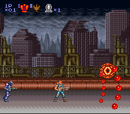 Contra III - The Alien Wars - Misc  -  - User Screenshot