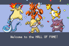Pokemon Shiny Gold - My lovely partners :) - User Screenshot