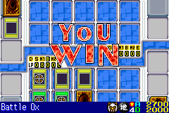 Yu-Gi-Oh! - World Championship Tournament 2004 - Obviously - User Screenshot