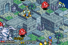 Final Fantasy Tactics Advance Anarchy - Location Mission FireFireFire Map -  - User Screenshot