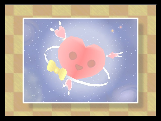 Kirby 64 - The Crystal Shards - Cut-Scene  -  - User Screenshot