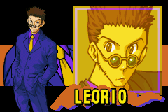 Hunter X Hunter - Minna Tomodachi Daisakusen!! - Misc  - Leorio - User Screenshot