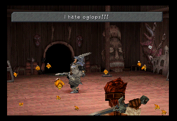Final Fantasy IX - Battle  - ROFL! - User Screenshot